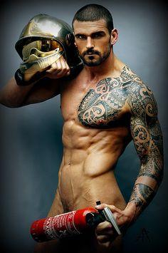 eye candi, sexi, stuart reardon, tattoos, stuartreardon, hot, men, rugby, ink