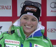 Lindsey Vonn ist zurück - Lara Gut mit Bestzeit beim 1. Abfahrtstraining in St. Anton - Lindsey Vonn ist back. Die wohl schnellste Frau auf Ski ist zurück im Skiweltcup. Am Mittwoch, 10. Januar 2013 gab die US Amerikanerin, nach ihrer sich selbstauferlegten Pause, beim Abfahrtstraining in St. Anton, ihr wenn auch verhaltenes Comeback. Wie üblich nutze Vonn die 1. Trainingseinheit für eine bessere Besichtigungsfahrt und kam mit einem Zeitrückstand von 3.98 Sekunden ins Ziel. ......