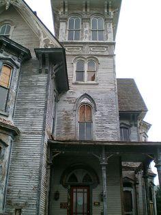 F. W. Knox house via Flickr.