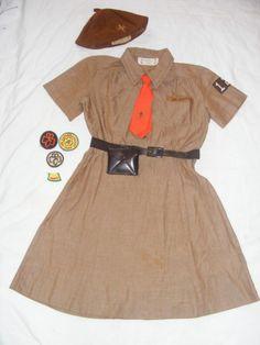 Brownie Scouts.  Troop 444!!