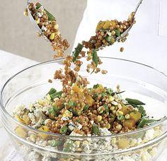 Grain Salads for a Perfect Summer Potluck