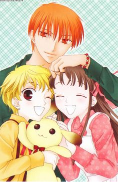Fruits Basket. Possibly one if the best love stories you could ever read. Scratch that, it IS one of the best love stories you could ever read.