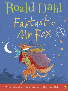 A fantastic story about a witty fox.