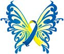 Butterfly - Down Syndrome Awareness.. My next tattoo, just have to decide where to get it.