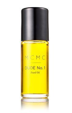 Dude No. 1 beard oil