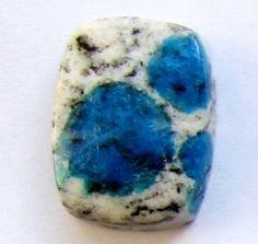 K2 Blue Jasper from Pakistan