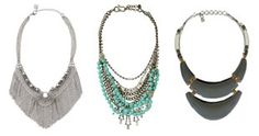 TODAY ONLY!  3 Beautiful Statement Necklaces - Original: $89 to $178 (60% savings)  GMA SALE Exclusive Deal: $71.20 TO $35.60!!!!    Shop at www.stelladot.com/bishposh - no coupon code needed