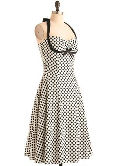 Dot to Have It Dress