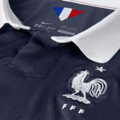 2014 FFF Match Men's Soccer Jersey
