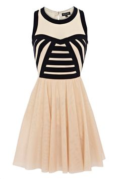 lovely stylish party dresses, warehous, colors, blake lively, blushes, art deco, design, cream, black