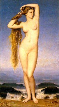 Aphrodite- literal Goddess