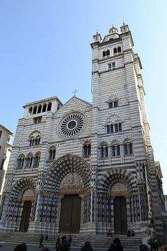 Genova, Basilica
