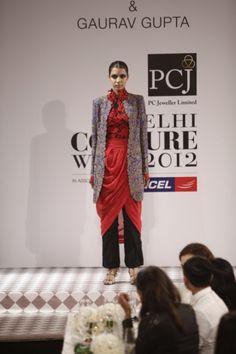 Delhi Couture Week 2012: Anamika Khanna | Vogue INDIA