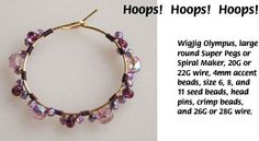 Design details at http://www.wigjig.com/blog/1799-handmade-jewelry-boho-stylewww.wigjig.com/blog.  35% Sale on All WigJig Beads through midnight, 29 Aug.  Hurry while supplies last.  Enter promo code beads35 at www.wigjig.com/shop.