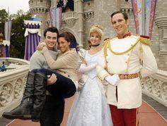 Cinderella Castle Wedding Proposal