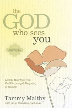 FREE eBOOK for NOOK! The God Who Sees You, by Tammy Maltby. For anyone who ever feels invisible, unnoticed, or unappreciated, here's an invitation to rediscover the biblical God who sees you. Tammy Maltby wants women to know their lives matter. So she invites you to explore the real-life implications of knowing God sees you, He loves you passionately, and He's intimately involved with every aspect of your life. God wants you to see Him too and to partner with you in bringing about His kingdom.