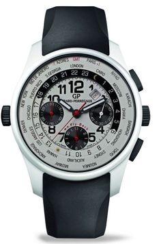 Girard-Perregaux ww.TC White Ceramic #luxurywatch #GirardPerregaux Girard-Perregaux. Swiss Watchmakers watches #horlogerie @calibrelondon