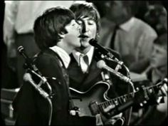 The Beatles - Baby's in Black ,1966 live show (Oh, how young they were...)