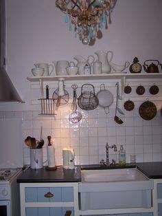 Dutch kitchen in Rhenen