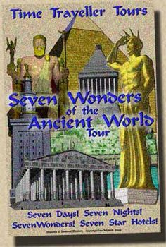 """Cycle 1 - History - Week 4  """"Tell me about the 7 Wonders of the Ancient World"""""""