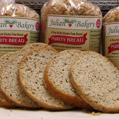 I will DEFINITELY be trying some of this bread! Wheat free, gluten free, sweet free, yeast free AND super low carb (for bread LOL) at 10g per slice!
