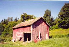 Old Barn in the Northeast Kingdom, Vermont