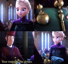 Disney Frozen • Elsa