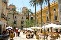 Casco Antiguo de Alicante