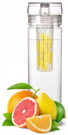 Fruit Infused Water Bottle and Pitchers - SALE PRICES!