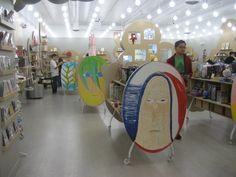 Yokoyama shelves @ New People in SF