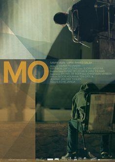 'MO' film poster   Designer: Ines Cuesta