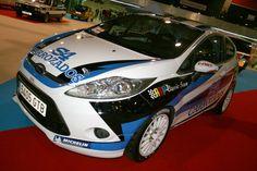 Ford Fiesta R2, Angel Paniceres Jr., 2013