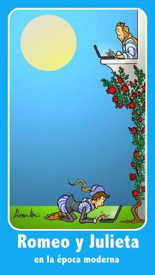 Romeo y Julieta en la época moderna - #humor #chistes