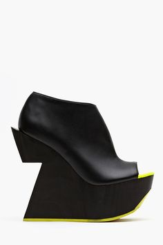 Brando Platform Wedge - Cool