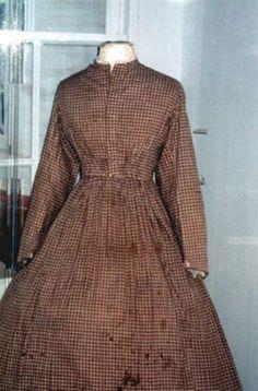 Civil War Nursing Work Dress
