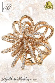 Popley Eternal #bridal ring www.weddingsonline.in