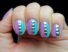 Lisas Nails - Nail art designs and nail tips.