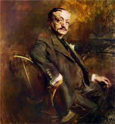 Self Portrait - Giovanni Boldini