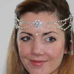 Bespoke Forehead Chain