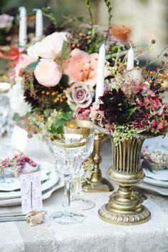 Unique #weddings at Belmond Le Manoir aux Quat'Saisons via @Pocketful of Dreams