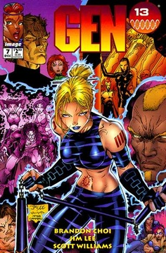 Gen13 - Sublime from DV8