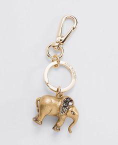 St Jude Elephant Key Fob mom
