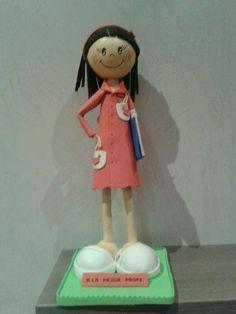 Professora de primaria 2 - per Anna Maria Parella