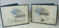 Open Sea Father's Day Cards