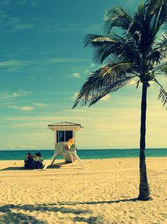USA, Florida, Fort Lauderdale Beach