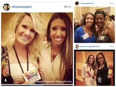 Erica's Ed-Ventures: Links from My SDE Presentation for I Teach 1st - Freebie Links, Too