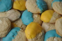 White Chocolate Cookies a