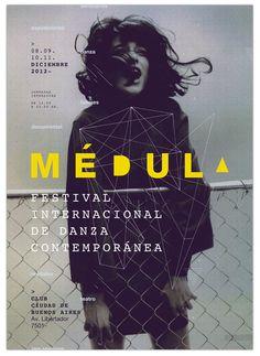 Sistema de Identidad - Festival by Lucía Ladreche // #GraphicDesign #Inspiration
