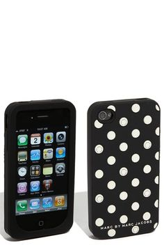 MARC BY MARC JACOBS iPhone 4 & 4S Cover | Nordstrom - StyleSays