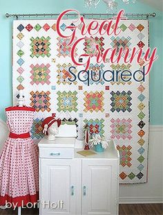 Bee In My Bonnet: A New Book Announcement - Great Granny Squared - and a Vintage Happy Giveaway!!! ...